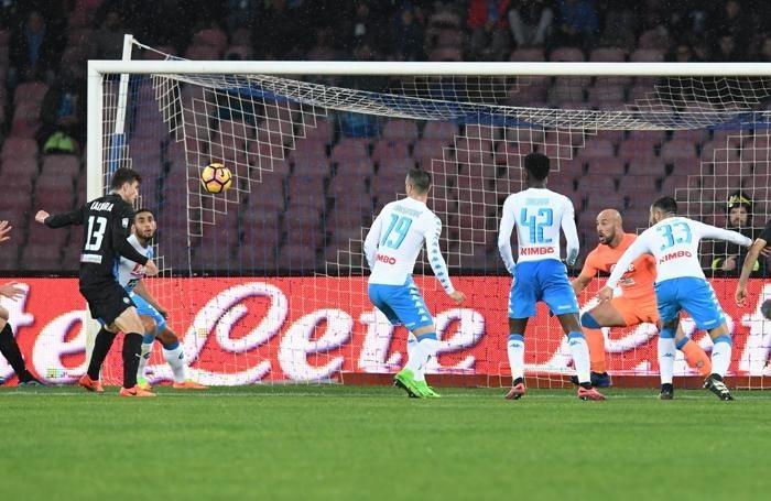 Analisi dei gol incassati: il Napoli soffre i palloni laterali