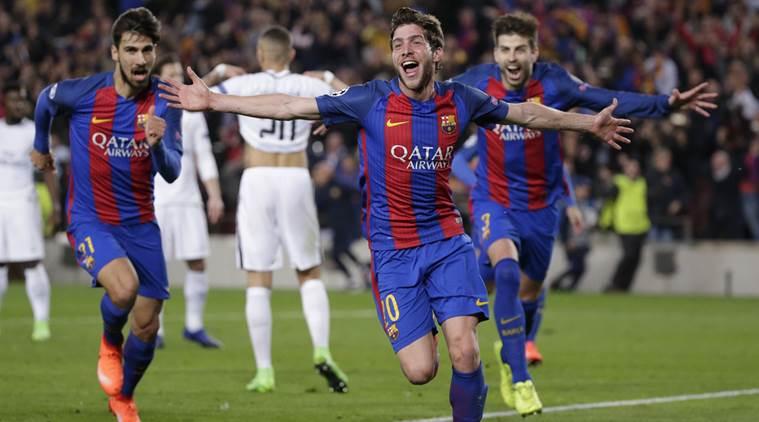 Il sorteggio di Champions: sarà Juventus-Barcellona