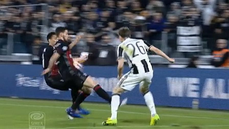 La Juventus domina così (in Italia) perché aiutata dagli arbitri