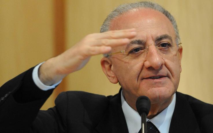 De Luca risponde a Borriello: «I 20 milioni del San Paolo come atto dovuto? Parole da cialtroni»