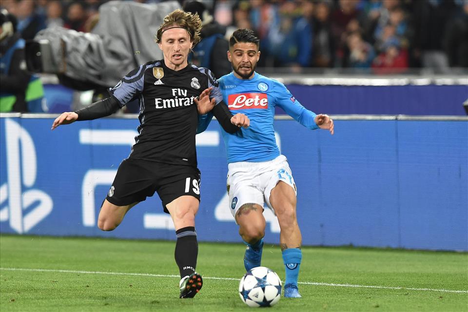 I gol del Real da disimpegni sbagliati del Napoli. E poi si gioca fino al 95esimo