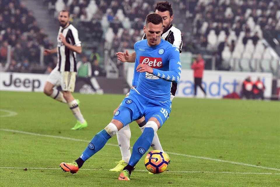 Milik: «Grande Napoli anche senza di me, ho la preparazione per recuperare»