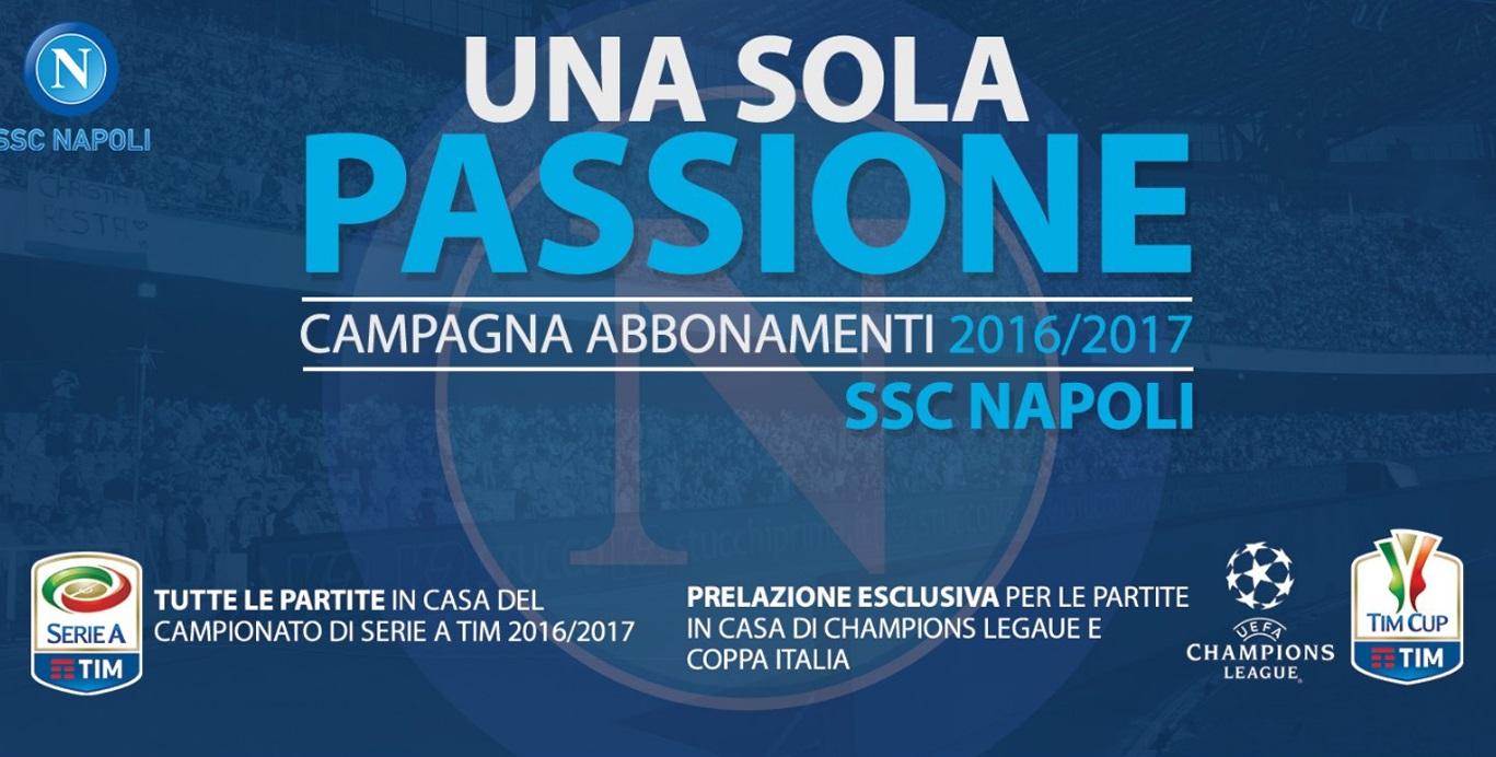 Abbonarsi al Napoli non conviene: comprare i biglietti singoli costa molto meno