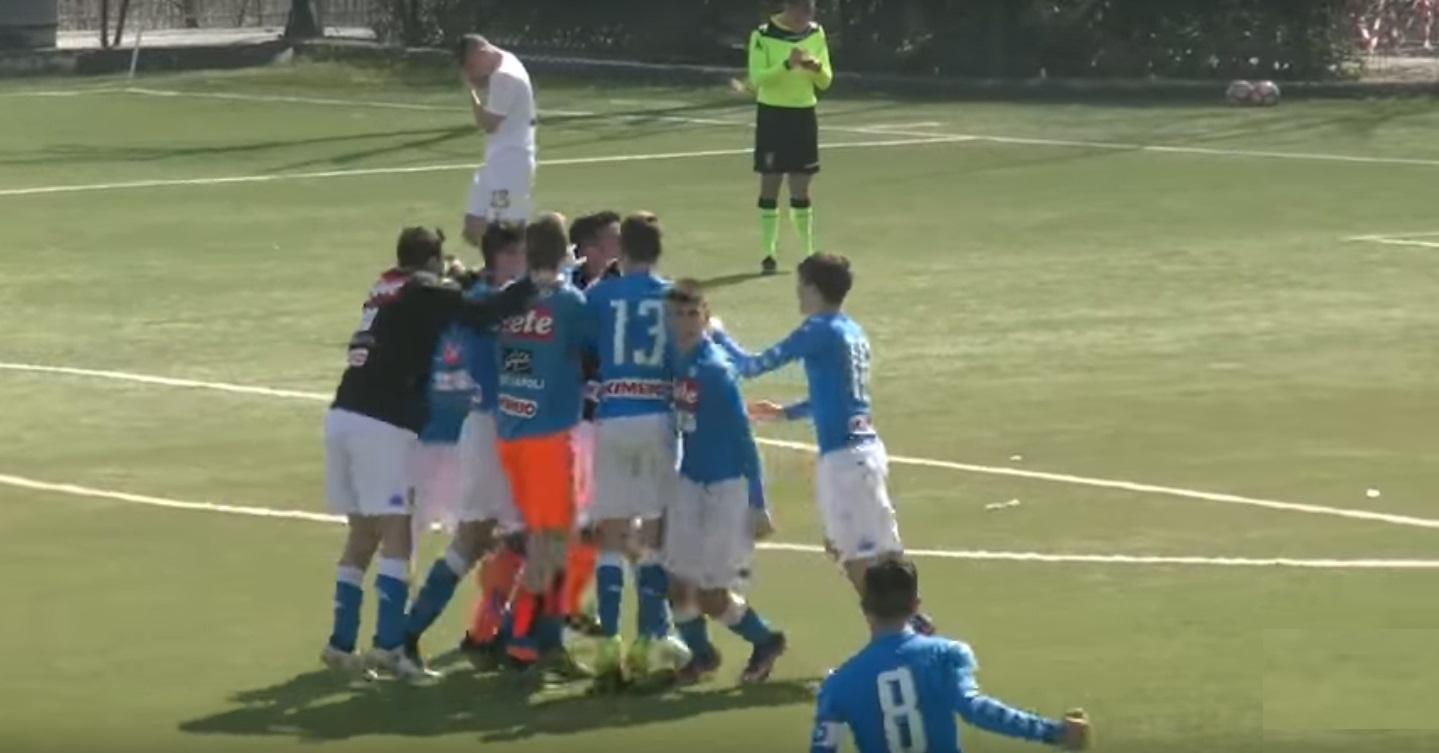 I Giovanissimi del Napoli vincono la Nike Premier Cup