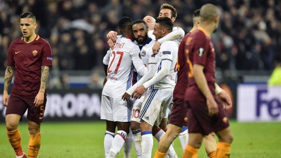 La cultura della resa delle squadre italiane in Europa