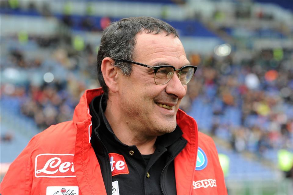 Sarri: «Spero che il Napoli possa andare oltre gli 86 punti, una terra sconosciuta»