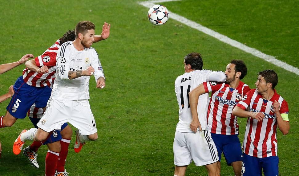 Sergio Ramos è il Michael Jordan del calcio. Il Napoli rifletta sulle sue assenze mentali