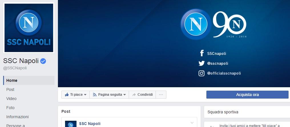 L'allenamento del Napoli in diretta su Facebook: dopo Madrid, qualcosa è cambiato