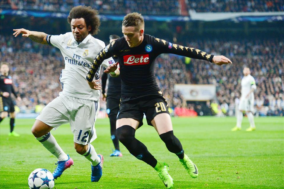 Il Real Madrid è il Natale di questo Napoli
