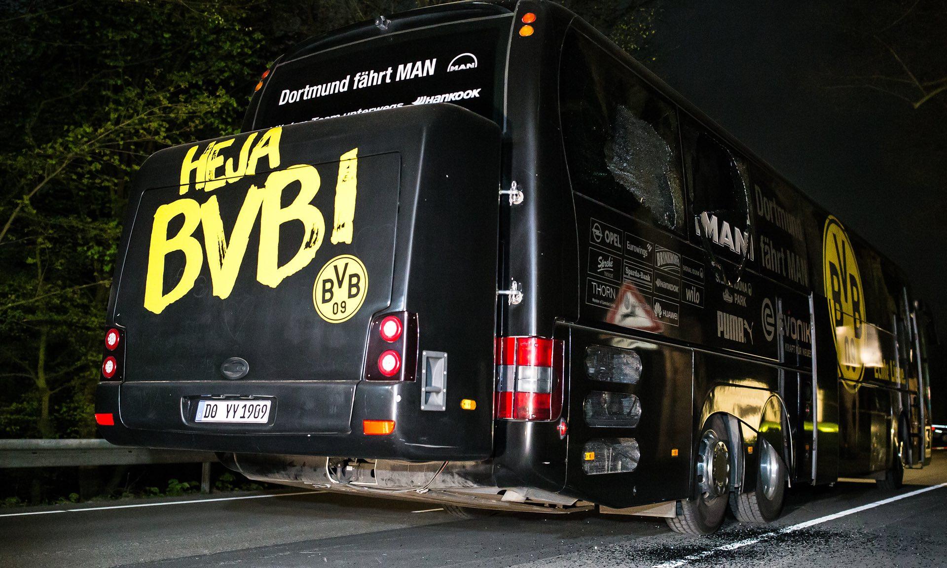 Attentato di Dortmund, arrestato 28enne tedesco: il piano era far crollare il Borussia in borsa