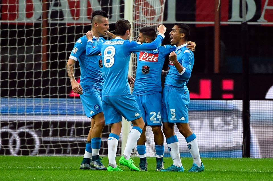 Napoli-Milan, biglietti in vendita solo on line per cinque giorni (per chi ha la fidelity card)