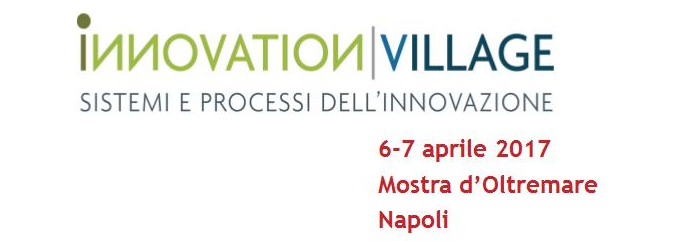 Innovation Village, l'innovazione e l'industria 4.0 a Napoli