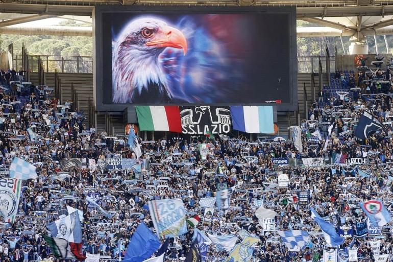 Coppa Italia – Scontri tra tifosi della Lazio e polizia