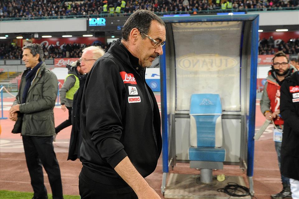 Il manager di Sarri su Twitter: «Non indica i giocatori. È un allenatore, non fa il direttore sportivo»