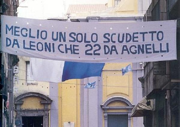 Gli scossoni del Napoli di Maradona e di questo Napoli alla città