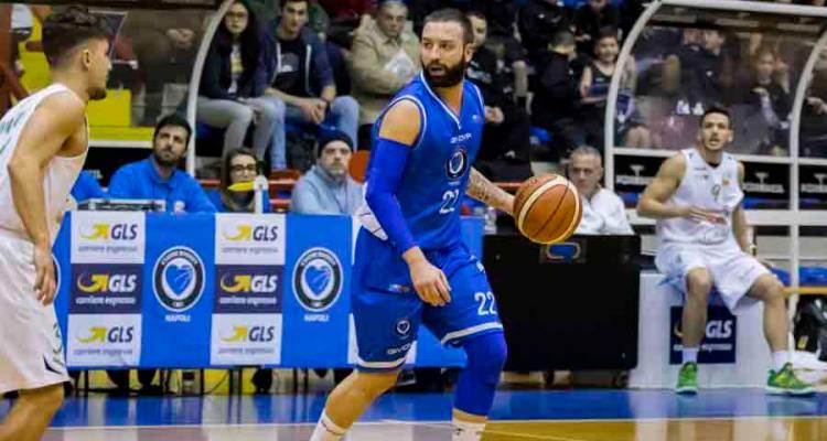 Cuore Napoli Basket, Era de Maggio e si va a gara 5: Cassino violata (78-74)