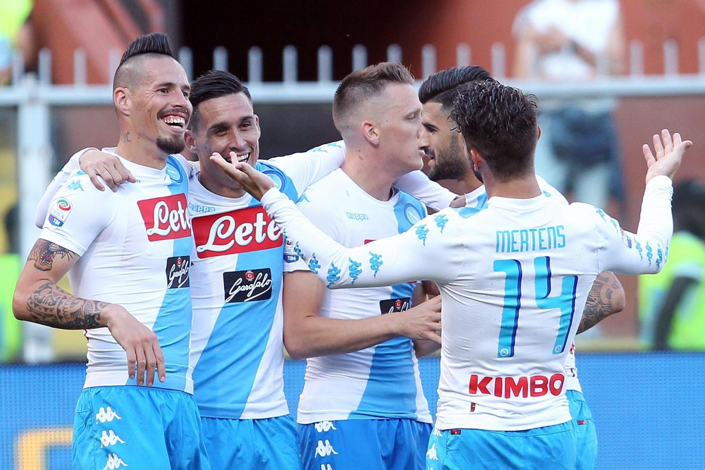 La stagione del Napoli: bilancio positivo, grande calcio ma troppi gol subiti