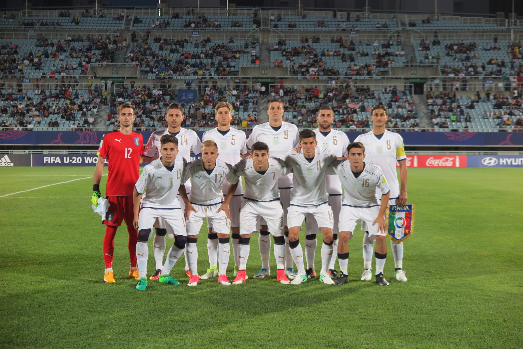 [LIVE] Mondiale U20, Giappone-Italia 0-2: azzurri bum-bum, è già fuga!