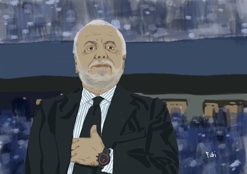 De Laurentiis, le frecciate a Sarri e «se uno dovesse ascoltare i tifosi, non vincerebbe mai»