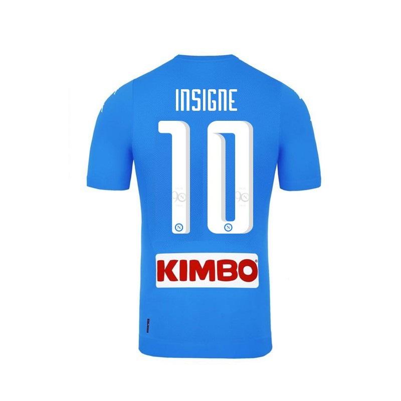 Insigne a Sky: «Io con la 10? Dev'essere Maradona a decidere»