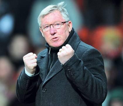 Ferguson ha passato il lockdown a costruire l'Old Trafford c