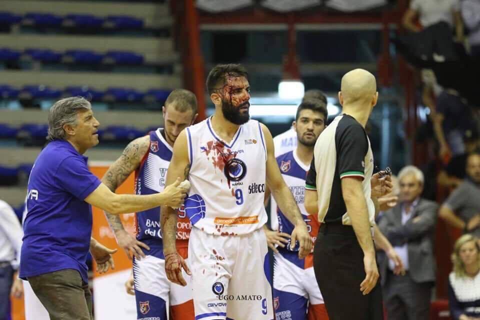 Il Napoli basket nel fortino di Cassino (anche lì invocano il Vesuvio)