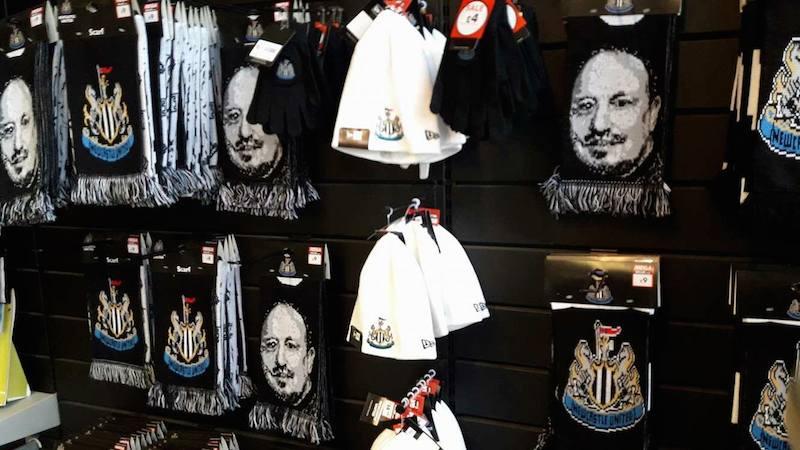 Una domenica a Newcastle dove Benitez è un imperatore