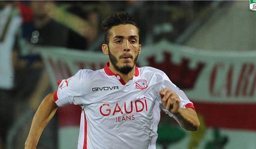Alfredo Bifulco, al Carpi in prestito dal Napoli, è stato convocato per il Mondiale Under 20