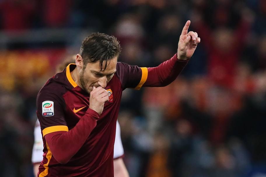 Sky: Totti saluta la Roma, lunedì la conferenza stampa