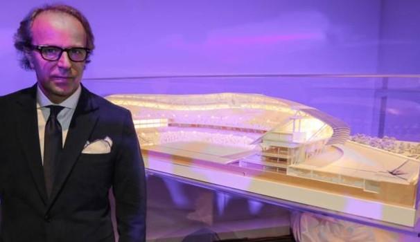 Fiorentina, l'incertezza dei Della Valle rallenta il progetto stadio