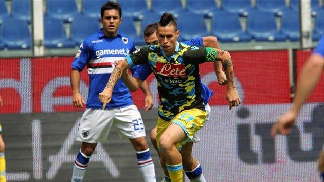 Giampaolo teme il Napoli