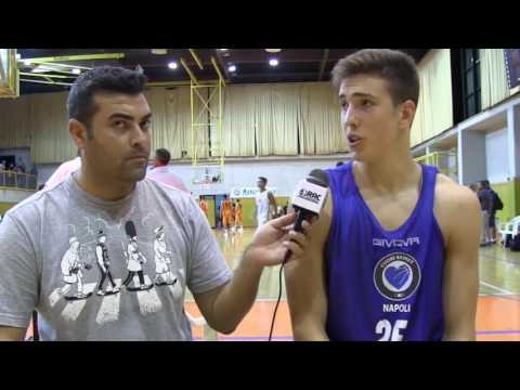 Nikolic non basta, Napoli Basket perde gara 3 a Cassino (è sotto 2-1)