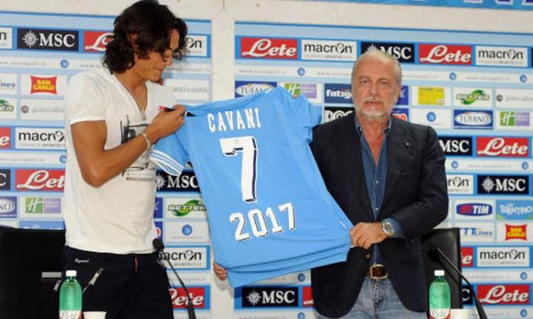 L'ex agente di Cavani: «È impossibile un suo ritorno a Napoli»
