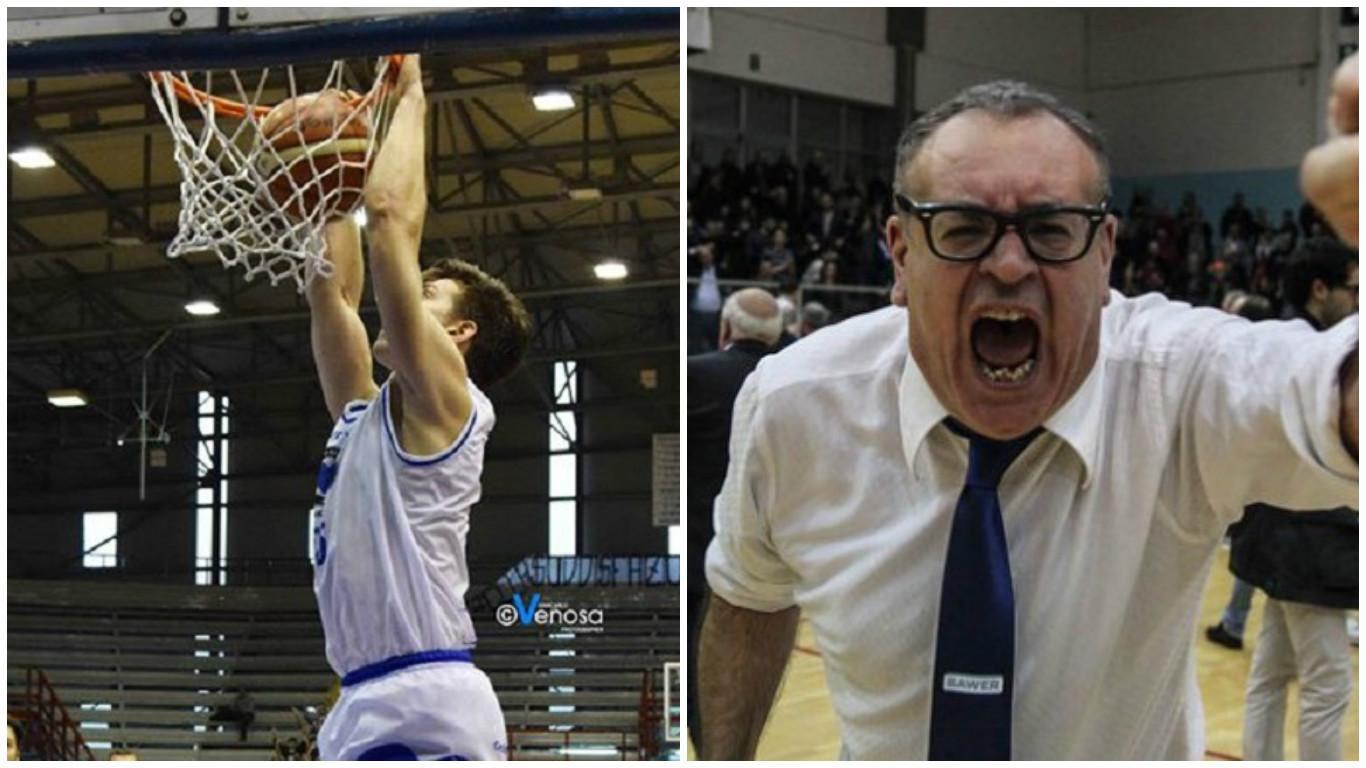 Coach Ponticiello e Nikolic, simboli di una Napoli che riscopre il basket