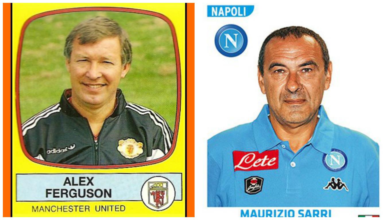 Sarri e il rifiuto dell'allenatore manager e aziendalista (Ferguson, Mou, Allegri)