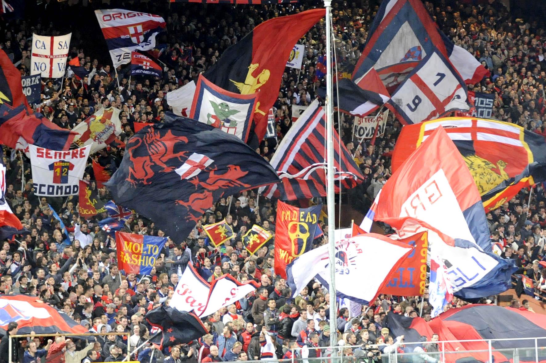 Genoa, comunicato degli ultras contro Preziosi