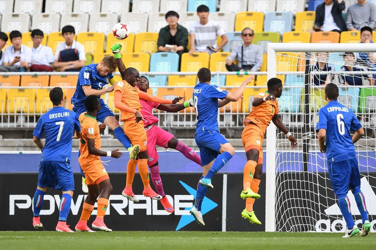 Mondiali Under 20 2017, quarti di finale