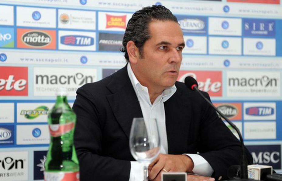 Formisano (Napoli): «Lavori allo stadio con 50 giorni di ritardo. Oggi siamo iscritti a Palermo»