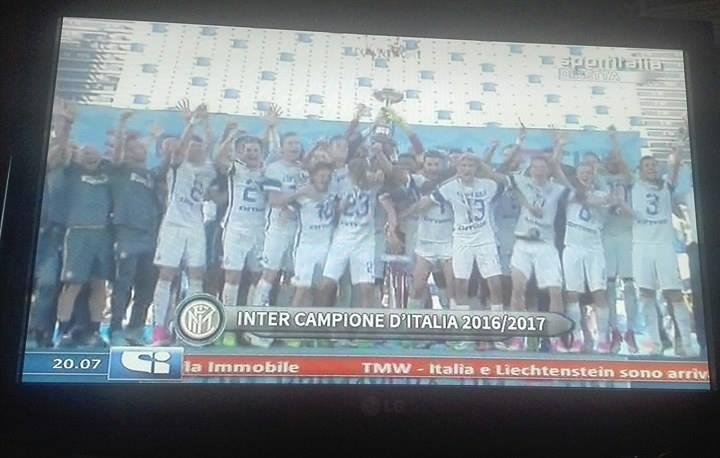 Inter primavera campione d'Italia. Battuta la Fiorentina 2-1