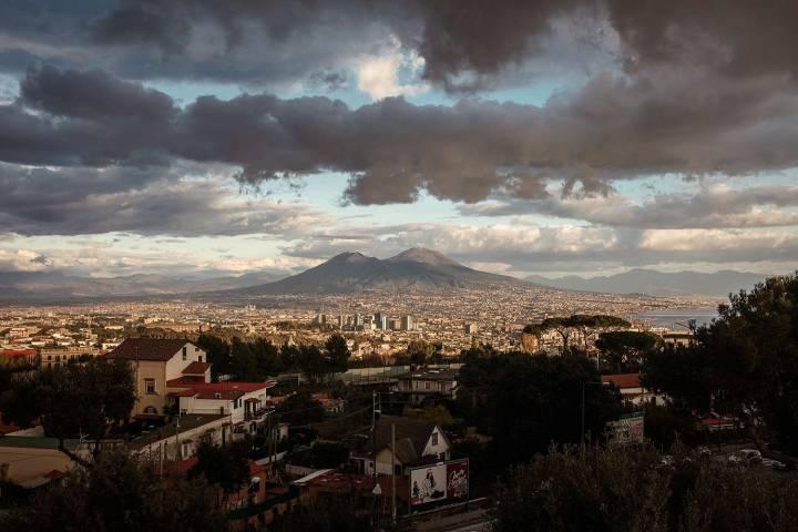 PIETRO MASTURZO Napoli