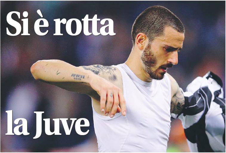 Il pasticciaccio brutto della Juventus (i gomblotti cominciano a essere tanti)