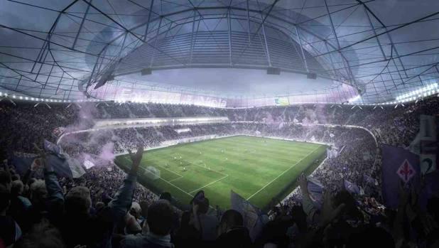 Fiorentina in vendita, ma il nuovo stadio potrebbe ancora essere fatto (via Confindustria)