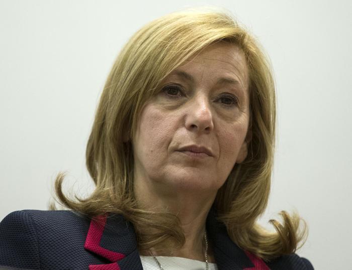 Processo a De Santis tensione in aula tra Antonella Leardi e la famiglia dell'imputato