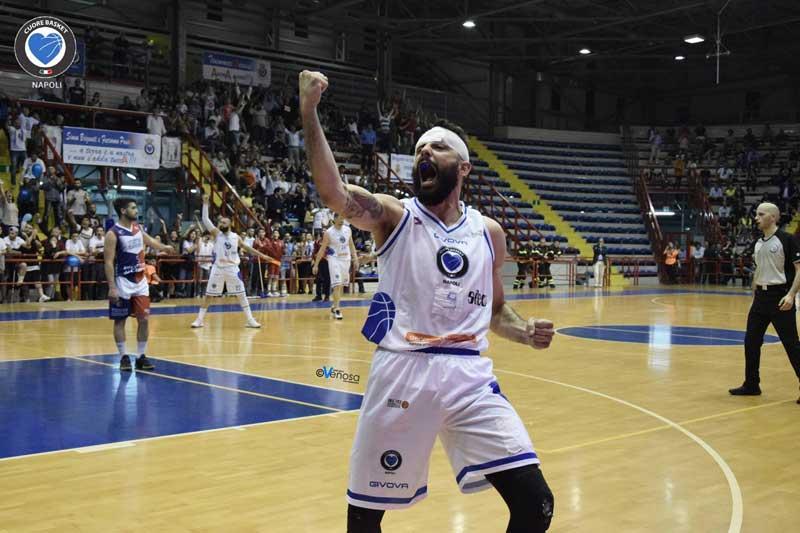 Barsanti e il sogno Napoli Basket: «Siamo incoscienti di quel che stiamo realizzando»