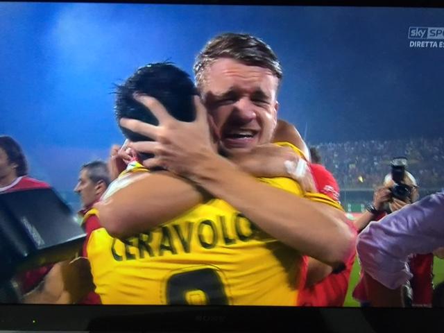 Benevento, storica promozione in Serie A. Non era mai successo