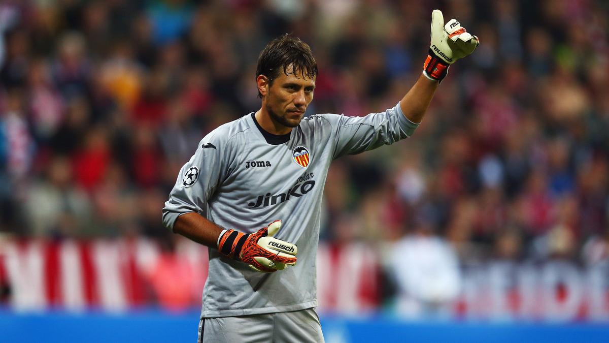 Dalla Spagna: il nome nuovo per il Napoli è Diego Alves, portiere del Valencia