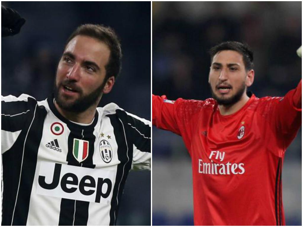 Higuain e Donnarumma il calcio è cambiato i giornalisti