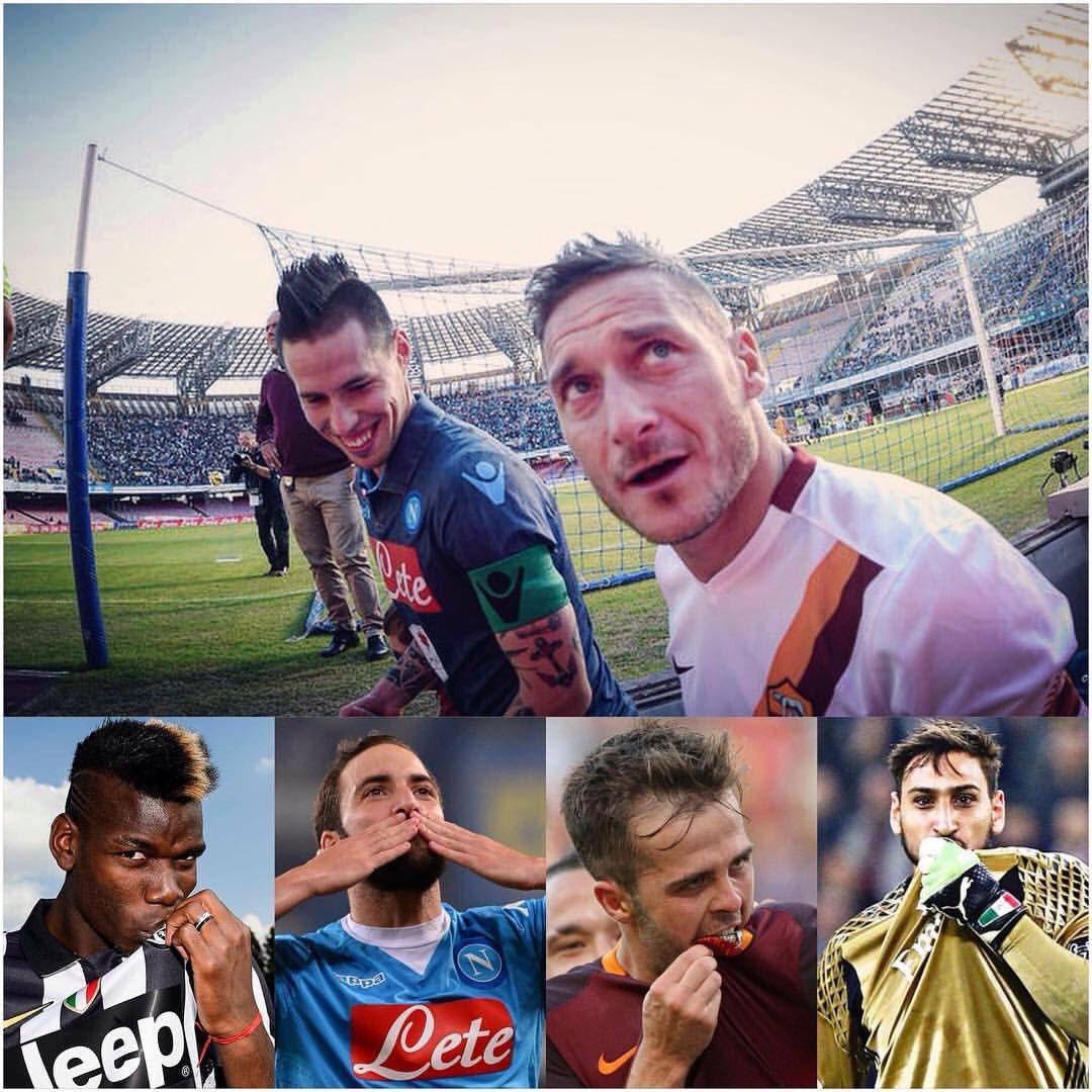La Curva Sud del Milan: «Donnarumma, Hamsik ha rotto con Raiola. Non sarai come lui e Totti»