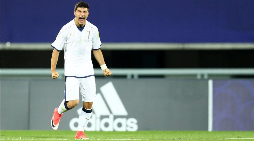 Mondiale Under 20, Orsolini gol e Favilli assist: l'Italia vola ai quarti