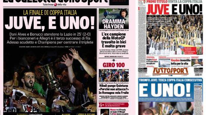 Le forzature giornalistiche che hanno illuso l'ambiente Juventus